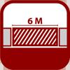 Logo Bandenwerbung 6m - Gemeinsam Zukunft geben