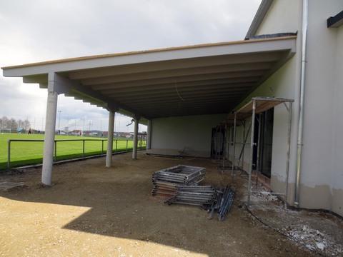 Malerarbeiten - Sportheim Altheim