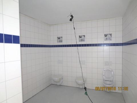 Innenausbau  - Sportheim Altheim