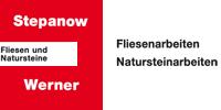 Sponsor Werner Stepanow Fliesenarbeiten