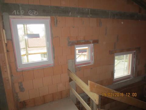 Fenster im neuen Vereinsheim - Sportheim Altheim