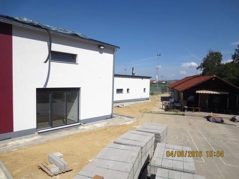 Außen  - Sportheim Altheim